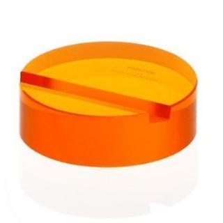 ID001-OR アクリルMスタンドサークル(ATAG) オレンジ