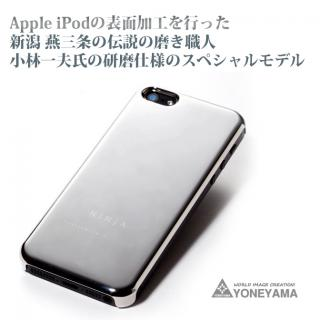 磨き職人の鏡面仕上げ YONEYAMA MIGAKI MOBILE SUIT NiNjA iPhone SE/5s/5