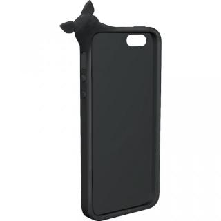 iPhone SE/5s/5 ケース MyMarkCase iPhone5 ピッグ(ブラック)