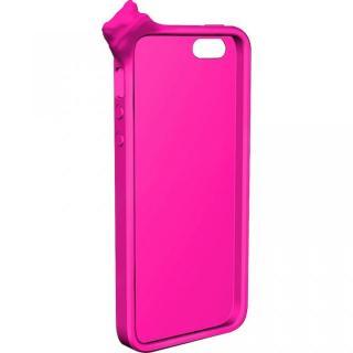 【iPhone SE/5s/5ケース】MyMarkCase iPhone5 フロッグ(マゼンタ)