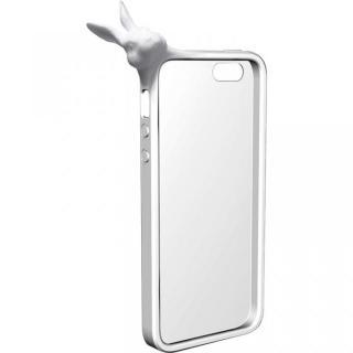 MyMarkCase iPhone5 ラビット(ホワイト)