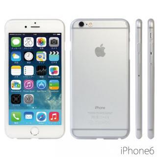 極薄ハードケース ZENDO Nano Skin クリア iPhone 6