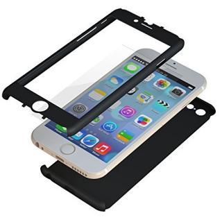 極薄ハードケース ZENDO Nano Skin ブラック iPhone 6 Plus