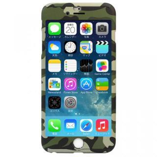 【iPhone6ケース】極薄ハードケース ZENDO Nano Skin カモフラージュ グリーン iPhone 6_2