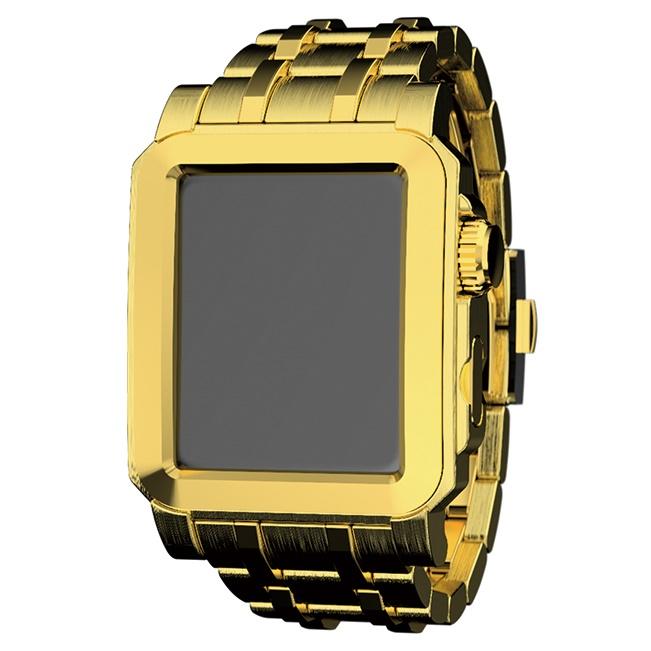 CorVin Premium Accessories Apple Watch  42mm CV3000 メタルゴールド_0
