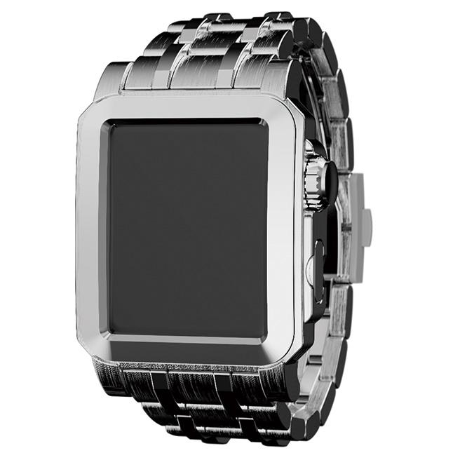 CorVin Premium Accessories Apple Watch  42mm CV3000 メタルシルバー_0