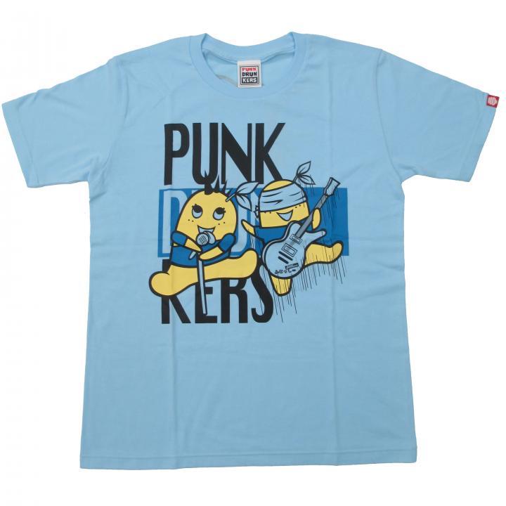 ふなっしー×「PUNK DRUNKERS」コラボレーションTシャツL_0