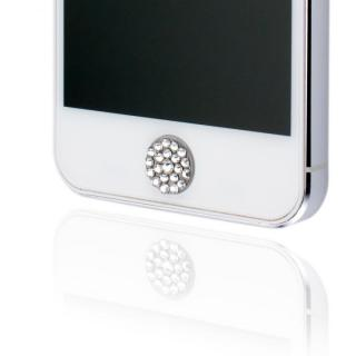 GRAMAS Home Button Sticker  Apple CR クリスタル