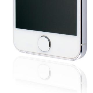GRAMAS Home Button Sticker  Apple W ホワイト