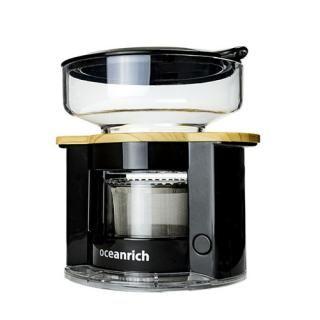 oceanrich 自動ドリップ・コーヒーメーカー UQ-CR8200BL ブラック【10月下旬】_1