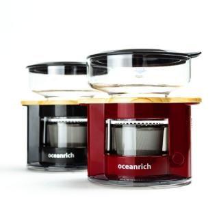 oceanrich 自動ドリップ・コーヒーメーカー UQ-CR8200BL ブラック【10月下旬】_3