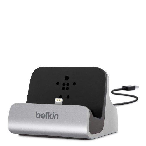 Belkin ベルキン iPhone5s/5対応ドックスタンド (ケーブル一体型)