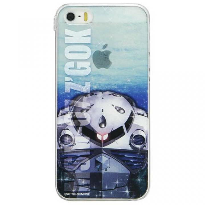 iPhone SE/5s/5 ケース 機動戦士ガンダム キャラクターケース ズゴック iPhone SE/5s/5ケース_0