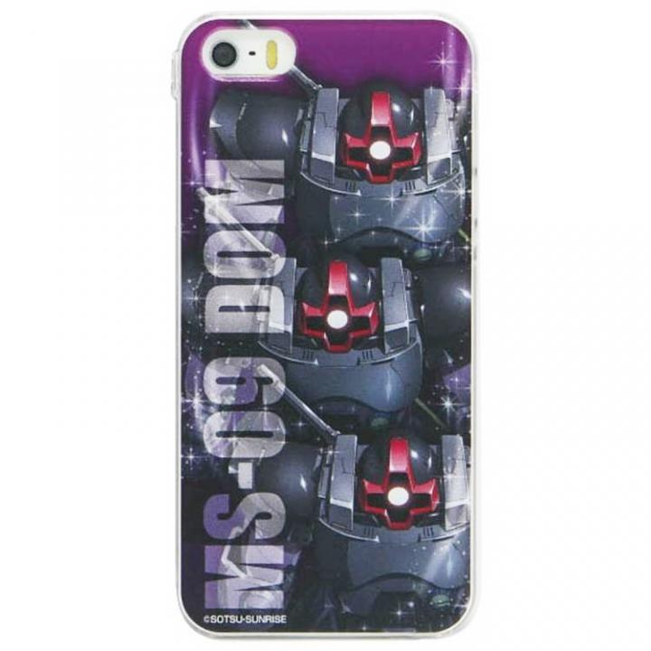 iPhone SE/5s/5 ケース 機動戦士ガンダム キャラクターケース 黒い三連星 iPhone SE/5s/5ケース_0