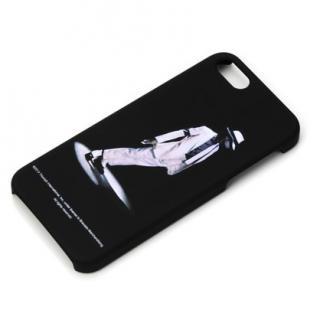 iPhone SE/5s/5 アーティストケース マイケル ラバーブラック