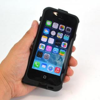 【iPhone SE/5s/5ケース】ICカード収納可能 防水・防塵ケース 電磁波干渉防止シートつき iPhone SE/5s/5ケース_1