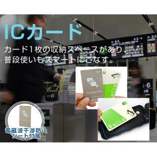 【iPhone SE/5s/5ケース】ICカード収納可能 防水・防塵ケース 電磁波干渉防止シートつき iPhone SE/5s/5ケース_6
