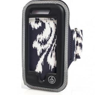 Black Ikat Armband  iPhone5