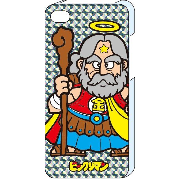 【iPhone SE/5s/5ケース】iPhone5 Case スーパーゼウス ビックリマン_0
