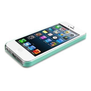 【iPhone SE/5s/5ケース】iPhone5 ケース ウルトラ・シン エア [ミント・グリーン]_2