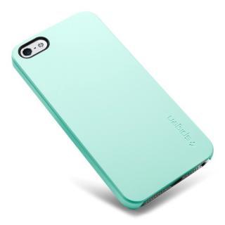 【iPhone SE/5s/5ケース】iPhone5 ケース ウルトラ・シン エア [ミント・グリーン]_3