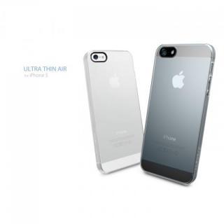 【iPhone SE/5s/5ケース】iPhone SE/5s/5 ケース ウルトラ・シン エア [ソフト・クリア]_1