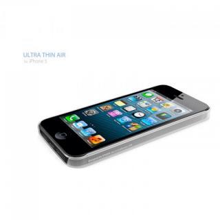 【iPhone SE/5s/5ケース】iPhone SE/5s/5 ケース ウルトラ・シン エア [ソフト・クリア]_3