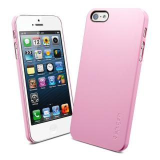 【iPhone SE/5s/5ケース】iPhone5 ケース ウルトラ・シン エア [シャーベット・ピンク]_1