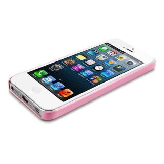 【iPhone SE/5s/5ケース】iPhone5 ケース ウルトラ・シン エア [シャーベット・ピンク]_2