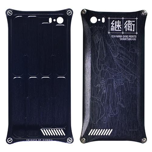 【iPhone SE/5s/5ケース】シドニアの騎士 GILDdesignケース 継衛 グラフィックモデル iPhone SE/5s/5ケース_0