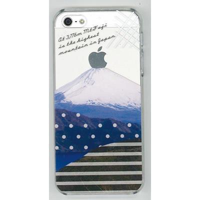 iPhone SE/5s/5 ケース 富士山