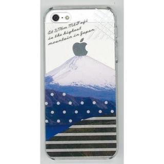 【iPhone SE/5s/5ケース】iPhone SE/5s/5 ケース 富士山
