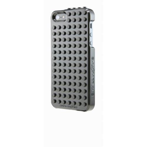 iPhone SE/5s/5 ケース BrickCase  Apple ブラック iPhone 5_0