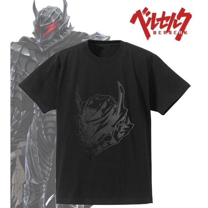ベルセルク 箔プリントTシャツ/メンズ XLサイズ_0