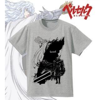 ベルセルク ラインアートTシャツ メンズ XLサイズ【9月下旬】