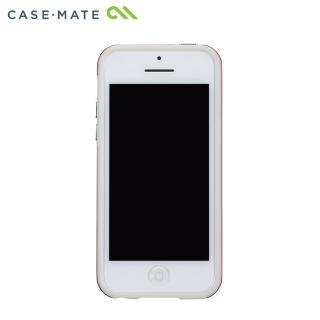 ハイブリッド タフ ネイキッド ケース ピンク /ホワイト iPhone 5cケース_1