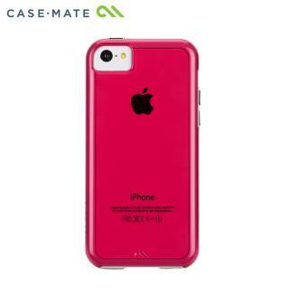 ハイブリッド タフ ネイキッド ケース ピンク /ホワイト iPhone 5cケース_2