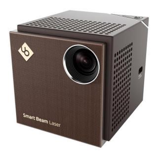 超小型レーザープロジェクター Smart Beam Laser【9月上旬】