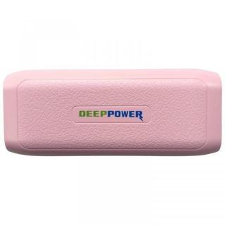 [4000mAh]軽量小型約119g DEEP POWER DP-S411 大容量 モバイルバッテリー ピンク