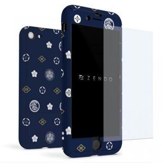 ZENDO NanoSkin EX ハードケース 和柄 家紋 iPhone 7【7月下旬】