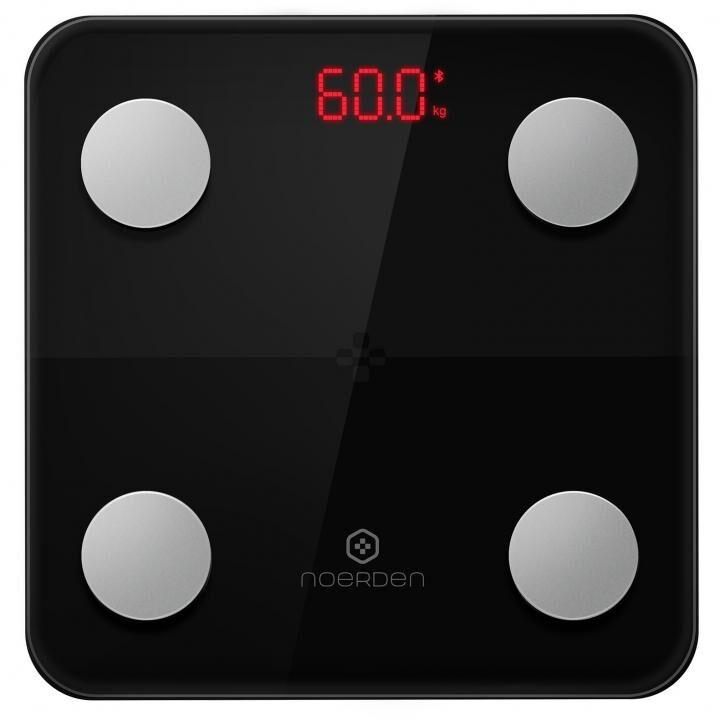 MINIMI Smart Body Scale ブラック_0