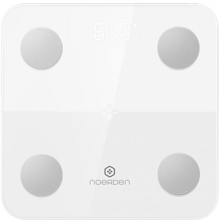 MINIMI Smart Body Scale ホワイト_0