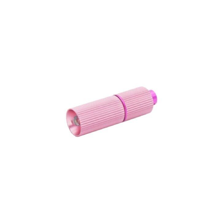 PISAlight 世界最小クラスの充電式ライト ピンク_0