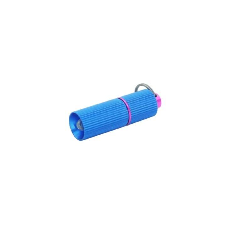 PISAlight 世界最小クラスの充電式ライト ブルー_0