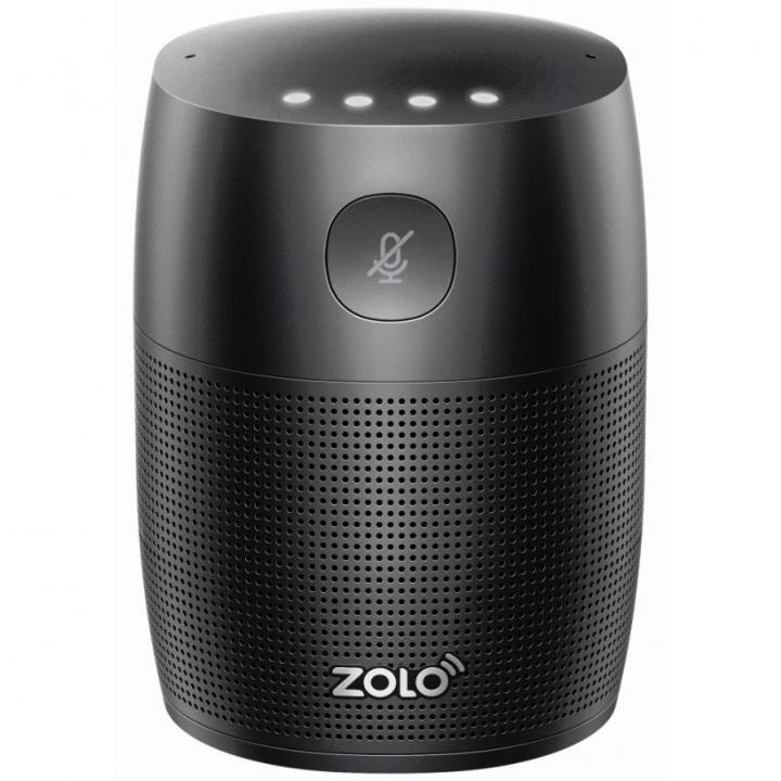 Anker Zolo SonicG Google アシスタント搭載スマートスピーカー ブラック_0