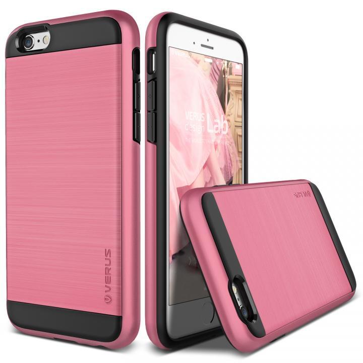 【iPhone6s/6ケース】プラスチック×TPU2層構造耐衝撃ケース VERUS Verge ローズ・ピンク iPhone 6/6s_0