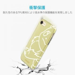 【iPhone7ケース】Anker SlimShell イーブイ イエロー iPhone 7_4