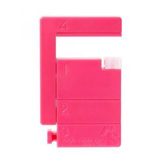 スマートフォン/タブレット対応 マジックモバイルスタンド ブロック組立式 ピンク