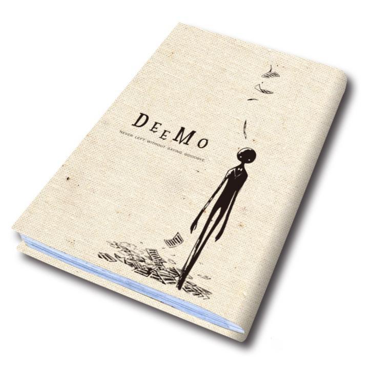 DEEMO 布製ブックカバー_0