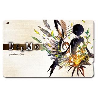 DEEMO ICカードステッカー【10月下旬】